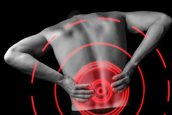 Patient at Lake Worth Chiropractic & Wellness suffering from sciatica pain